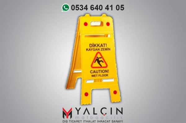 Duba Reklam Dikkat YM-5053